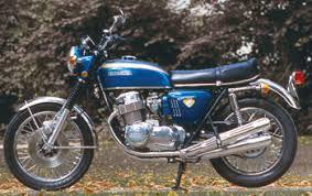 honda cb 750 four bj 1969 kradblatt