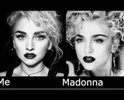 80s madonna makeup tutorial