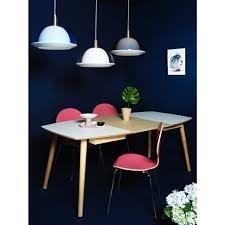 Ausziehbare Küchentisch Aus Holz Skandinavisches Design