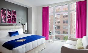 New York Hotels With 2 Bedroom Suites Gansevoort Hotel Group Luxury Hotels In Manhattan New York