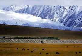 Ferrocarril Qinghai–Tíbet