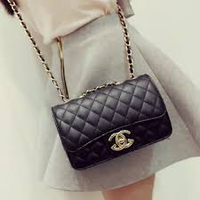 chanel inspired bags. chanel inspired chain sling bag, women\u0027s fashion on carousell bags