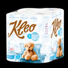 """<b>Бумага туалетная</b> """"<b>Мягкий знак</b>"""": Kleo Ultra 3сл белая ..."""