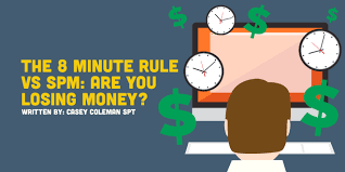 8 Minute Rule Medicare Chart The 8 Minute Rule Vs Spm Are You Losing Money