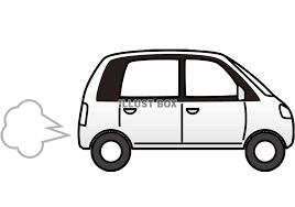 無料イラスト シンプルな車 1透過png