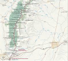 maps  shenandoah national park (us national park service)