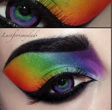 12 rainbow makeup ideas to celebrate lgbtq pride month with your face