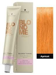Schwarzkopf Blondme Blonde Toning Hair Color Creme 60ml Old