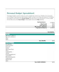 Budget Excel Spreadsheet It Budget Spreadsheet Excel Free Australia