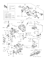 2017 kawasaki z650 er650ghf chassis electrical equipment parts best oem chassis electrical equipment parts diagram for 2017 z650 er650ghf motorcycles