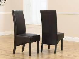 appealing dining chair trends also excellent faux leather pertaining to room chairs designs 0