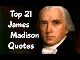 James Madison Quotes Stunning Top 48 James Madison Quotes The Fourth President Of The United