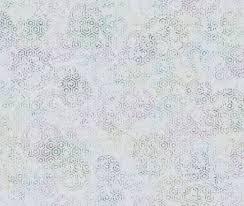 Behang Honey Moon Lichtblauw Multicolor M20542 De Mooiste Muren