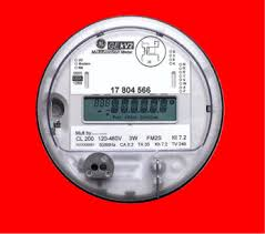 poly phase meters phase wire ge kv2ce fm 16s 200a 120 480v 3p 4w