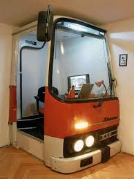 subway home office. fine office converted offices school bus 1 and subway home office