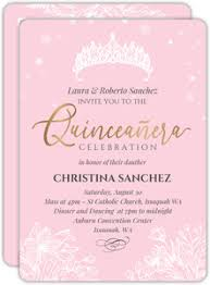 Invitations Quinceanera Cheap Custom Quinceanera Invitations Inviteshop Purpletrail