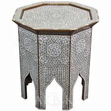 furniture moroccan coffee table white and shower exotic astounding style pier base for round silver