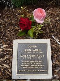 Daisy Gertrude Coker (1912-2011) - Find A Grave Memorial