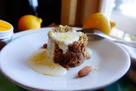 Easy Sous Vide Cinnamon Almond Cake