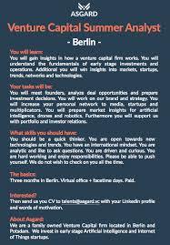 venture capital firm offices. Venture Capital Internship Berlin Venture Capital Firm Offices