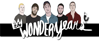 the wonder years band logo. Contemporary Logo The Increasingly  Intended Wonder Years Band Logo L