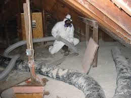remove old insulation