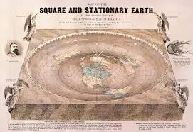 why cannot claim the earth is not flat  the flat earth model watch out for falling off those edges