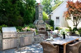 Are You Interested In Adding A Grilling Station Or Outdoor Kitchen Design  To Your Washington Landscape? If You Like To Entertain At Home, An Outdoor  Cooking ...