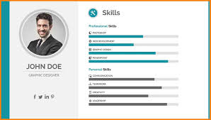 Powerpoint Resume Template Best Of Powerpoint Resume Templates Fastlunchrockco