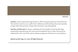 Gift Card Terms And Conditions Samples