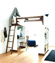 R Loft Bed And Desk Beds For Adults With Best  Weird