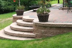 patio pavers retaining walls myrtle
