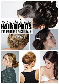gorgeous easy hair updos for long thick hair be inspiration article