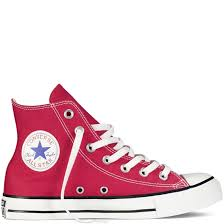 converse chuck taylor all star classic colors high top shoes womens red converse high tops leather converse trainers factory whole s