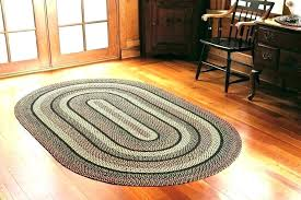 7 ft round rug area rugs foot pad x 10 outdoor