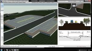 Site Designer Revit 2019 Bim Revit Site Design 04 Creating Parking Slope Pad Road Intersection Site Designer Plug In