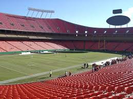 Arrowhead Stadium View From Club Level 232 Vivid Seats