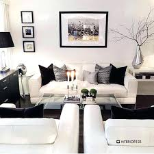 Black And White Themed Living Room Living Room Set Couch Set With Adorable White On White Living Room Decorating Ideas