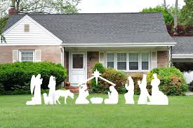 large outdoor nativity large outdoor nativity scene large outdoor lighted nativity scene s3931657