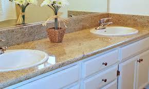 granite bathroom countertop fresh amusing small vanity with santa inside designs 11