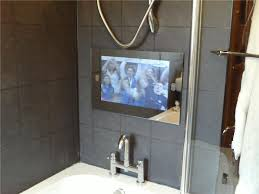 Nice Design Ideas Bathroom Tv Mirror Best 25 Tvs Pinterest In