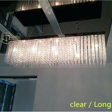 milan rectangular crystal kitchen light large black purple crystal large black metal pendant light lighting score