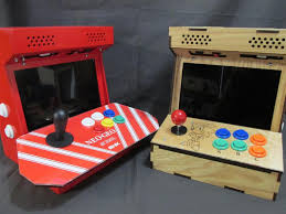 Raspberry Pi Game Cabinet Diy Arcade Cabinet Kits More Porta Pi Arcade Kit