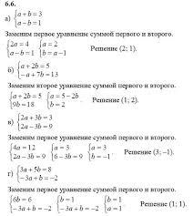 по алгебре класс Мордкович А Г упражнение ГДЗ по алгебре 9 класс Мордкович А Г 6 6 упражнение