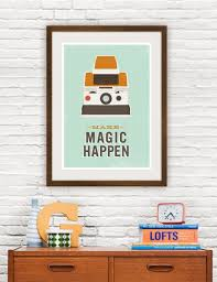 Make Your Room More Joyful With Printed Posters