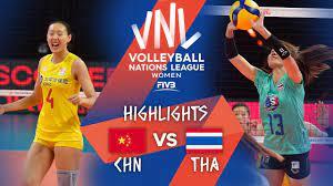 ผล วอลเลย์บอล วันนี้ 27/5/64 VNL 2021 เวลา 21.00 ไทย พบ จีน – รายการทีวี  สุดฮอท