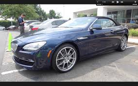 BMW Convertible bmw convertible 650i : 2012 BMW 650i Convertible Start Up, Exhaust, and In Depth Tour ...
