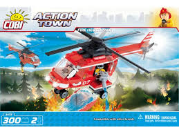 <b>Конструктор COBI</b> Fire Helicopter - купить в интернет-магазине ...