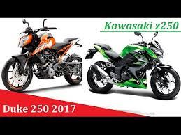 2018 ktm duke 250 abs. simple 2018 ktm duke 250 2017 vs kawasaki z250 comparison review with 2018 ktm duke abs