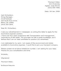 Best Solutions Of 27 Cover Letter Sample Mechanical Engineer Sample